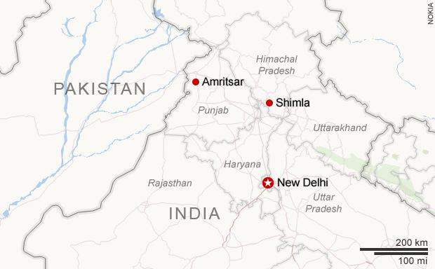 Anthony Bourdain Parts Unknown Punjab, India - CNN.com