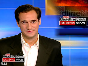 CNN Student News anchor Carl Azuz.
