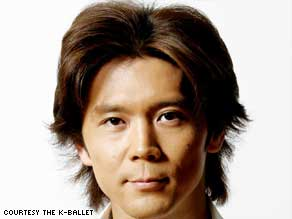 "Capable of soaring leaps and flawless turns, Tetsuya ""Teddy"" Kumakawa has thrilled audiences the world over. Founded in 1998, his K-Ballet company has built on the success he acheived at the Royal Ballet in Covent Garden, London."