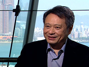 "Ang Lee, award-winning director of ""Lust, Caution"""