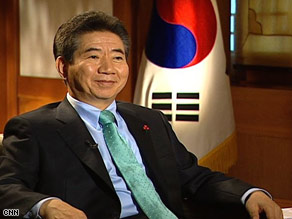 South Korean President Roh Moo-hyun