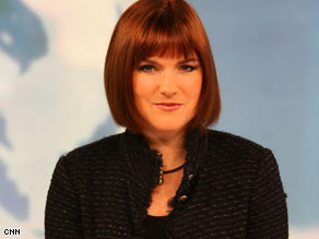 CNN's Fionnuala Sweeney
