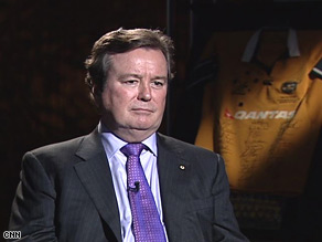 John O'Neill, CEO of Australian Rugby Union
