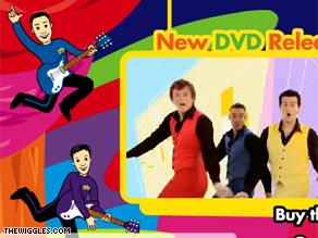 The Wiggles have been entertaining children with colorful, clean-cut songs since 1991.