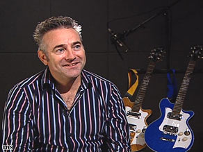 "Paul Field, managing director of ""The Wiggles"""