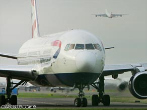 British Airways said in April that it was also talking with American Airlines.