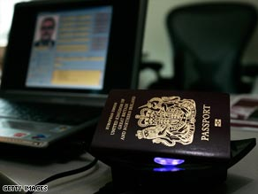 A passport to nowhere: Will the rise of new technology make the passport obsolete?