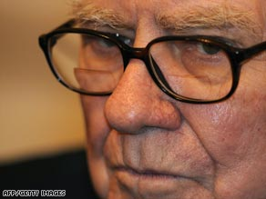 Wealth of knowledge: Warren Buffet is among those giving talks.
