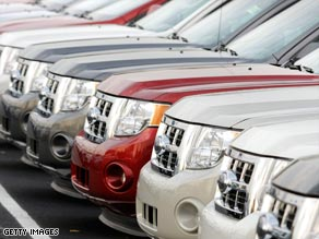 The SUV has fallen out of favor with U.S. carbuyers as fuel costs rocket.