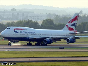 BA says it is in talks with Australian rival Qantas.
