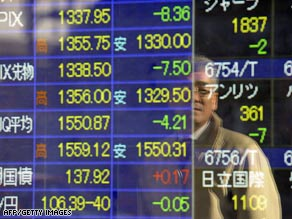 Asian and Pacific markets were buoyed by a possible bailout of U.S. automakers.