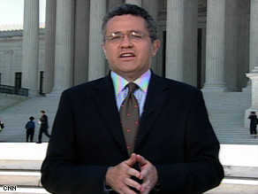 CNN's Jeffrey Toobin said the court's ruling falls in line with other decisions on the death penalty.