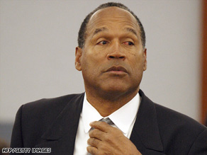 O.J. Simpson, convicted of robbery and kidnapping last week, could be sentenced to life in prison on December 5.