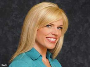 Anne Pressly, 26, was a popular morning news anchor at KATV in Little Rock, Arkansas.