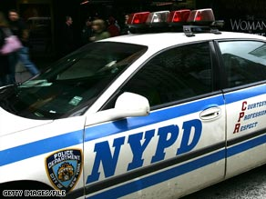 Michael Mineo says New York Police officers sodomized him inside a Brooklyn subway station.