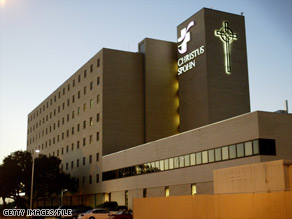 "The Christus Spohn Hospital South says staffers ""have taken extraordinary measures"" to provide care."