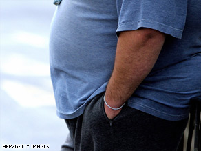 A large waist raises the risk of premature death, a large-scale study in Europe says.
