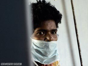 The infectious disease kills someone in the world every 20 seconds.