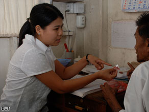 Myanmar is in desperate need of more funding for HIV/AIDS treatment, according to a new report.