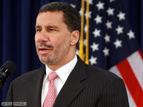 New York Gov. David Paterson says taxing soft drinks could help combat obesity.
