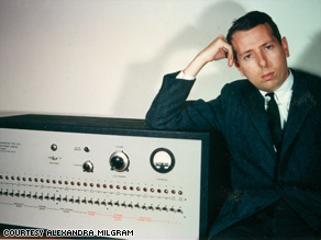 Stanley Milgram began conducting his famous psychology experiments in 1961.