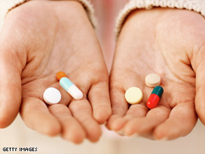 The study finds that one in 25 people take a risky combination of medications.
