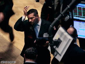 Anxieties about the economy are not only affecting Wall Street, but also 8 out of 10 Americans.