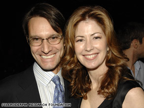 Luke Evnin heads the Scleroderma Research Foundation, and actress Dana Delany is a board member.