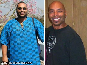 "Muata Kamdibe ""Mr Low Body Fat"""
