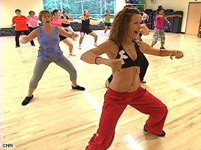 Zumba is the most popular exercise class at one suburban Atlanta YMCA.
