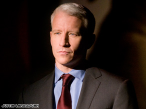 "Anderson Cooper will host ""CNN Heroes: An All-Star Tribute,"" to air on Thanksgiving at 9 p.m. ET."
