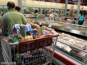 Studies have shown that shopping leisurely in a grocery store leads to more spending.