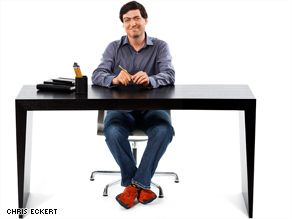 Dan Ariely says people are more likely to attend to work duties  than diet or exercise.