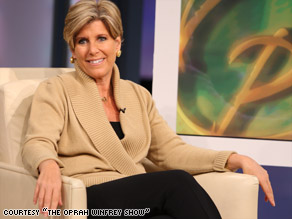 Suze Orman is one of America's leading experts on personal finance.
