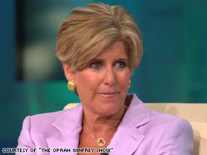 Suze orman are you sure you can afford that cnn suze orman is one of americas most recognized experts on personal finance solutioingenieria Choice Image