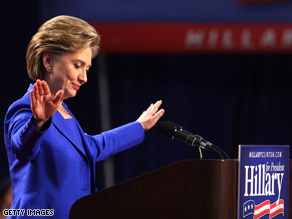 Sources tell CNN Clinton is bowing out on Saturday.