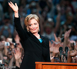 Clinton endorses Obama, calls for party unity