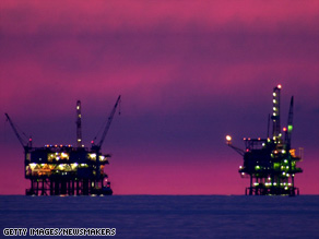 Pres. Bush and Sen. McCain favor ending the federal ban on off-shore oil drilling.