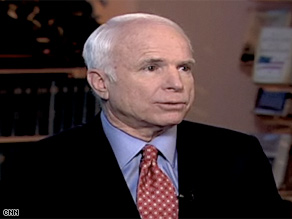 Polls show Sen. John McCain with about a third of the Hispanic vote nationwide.