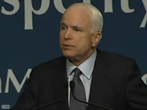 "Sen. John McCain wants someone to develop a battery that can ""leapfrog"" those available in current electric cars."