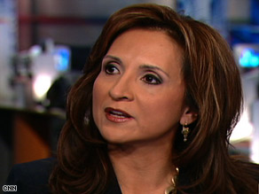 Commentator Leslie Sanchez discusses the advantages and disadvantages of Barack Obama's financing strategy.
