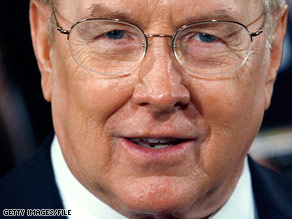 James Dobson says Barack Obama is distorting bibical teachings to fit 'his own confused theology'.
