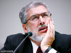 David Addington said  he did not play a major role in crafting  a memo on interrogation techniques.