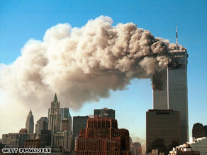 A poll finds fewer Americans fear an imminent terror attack than at any time since September 11, 2001.