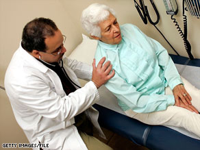 Doctors say they would take on fewer Medicare patients if the cuts go into effect.