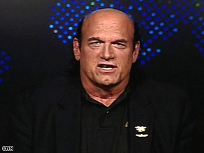 Jesse Ventura says he decided not to run in part because he didn't want to submit his family to media scrutiny.