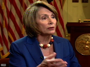 House Speaker Nancy Pelosi says she does not plan to permit a vote to lift a ban on offshore oil drilling.