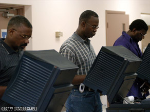 Sen. Barack Obama's campaign is expected to make massive gains among minority voters in November.