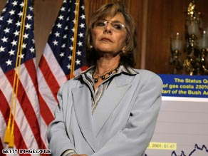 "California Sen. Barbara Boxer has said the EPA is becoming a ""secretive, dangerous ally of polluters."""