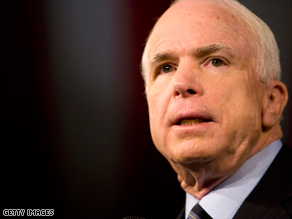 John McCain should wait for Barack Obama to announce his VP,  strategist Leslie Sanchez says.